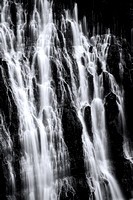 Streaming Down Burney Falls