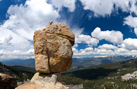 Balanced Rock with a View