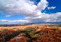 Storms Crossing Bryce Canyon