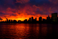 Manhattan Ablaze